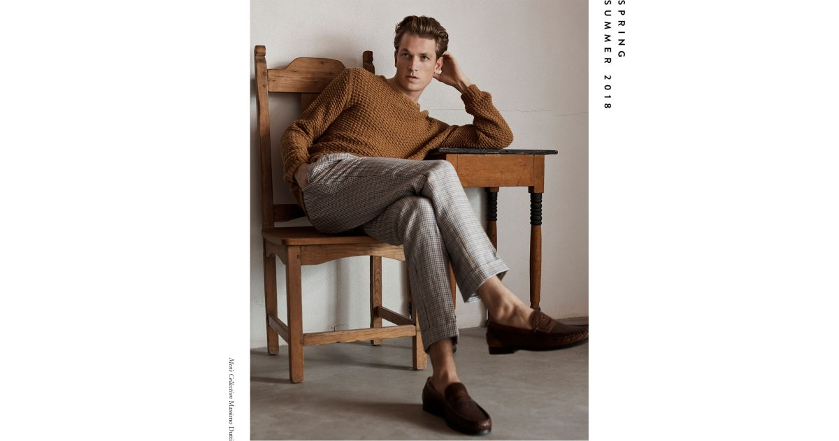 Massimo Dutti LookBook - Best Of: The campaign SS18