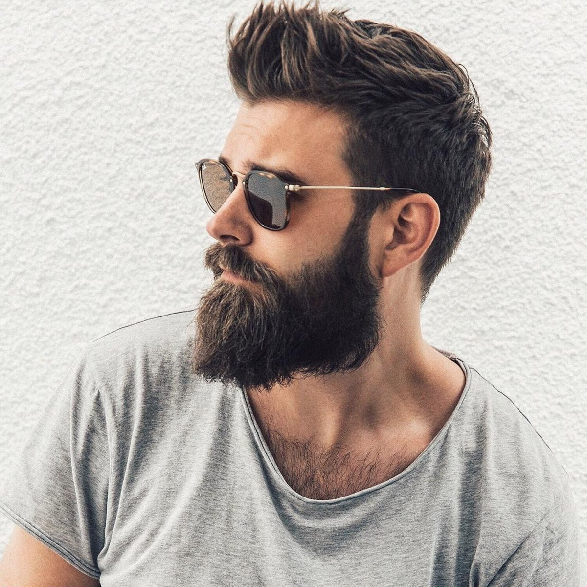 The Ultimate Facial Hair Styles For Your Face Type