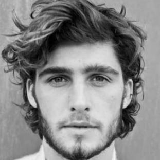 short-hair-beard-men